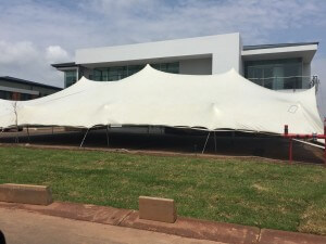 beautiful bedouin tent in pretoria, stretch tent hire