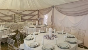 Hiring of Marquees in South Africa