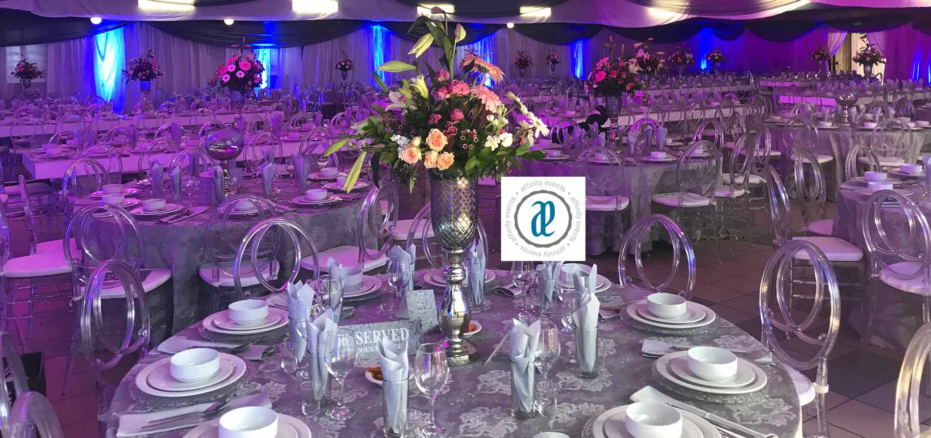 event hire services south africa